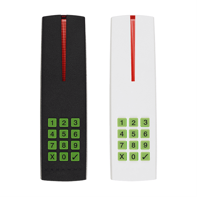 remote controls for the alarm system
