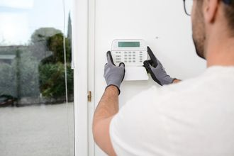 installing security system